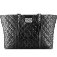Calfskin Boy CHANEL flap bag - CHANEL