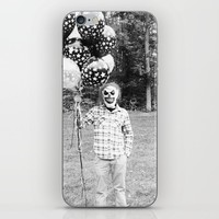Clown iPhone & iPod Skin by Aclements