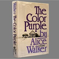 The Color Purple by Alice Walker (1982-06-01) Hardcover – 1656