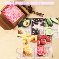 Skin18 Fruity Box - Masks Fever from Nature Republic
