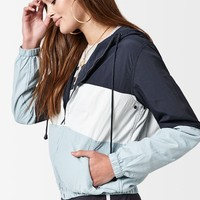 John Galt Colorblock Windbreaker Jacket at PacSun.com