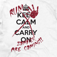 Run! Zombies Are Coming!
