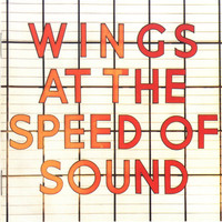 Paul McCartney/Wings - At the Speed of Sound LP