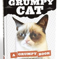 Junior Women's 'Grumpy Cat' Book