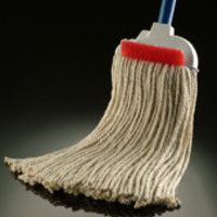 Quickie All-Purpose Cotton Wet Mop