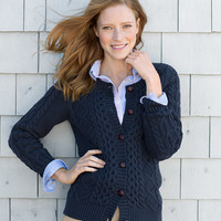 Coveside Sweater, Button-Front Cardigan: Cardigans | Free Shipping at L.L.Bean