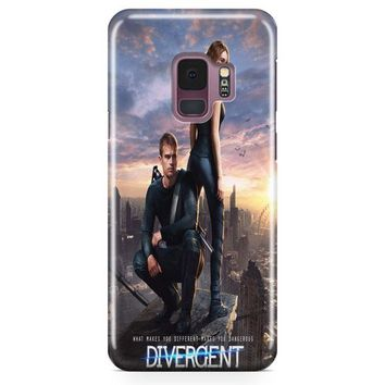 Divergent, Mortal Instrument, And Hunger Game Samsung Galaxy S9 Case | Casefantasy