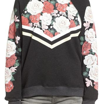 Wildfox Rose Race Pullover   Nordstrom