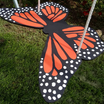 Monarch Butterfly Swing