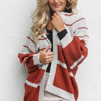 AMUSE SOCIETY Picante Get Down Sweater Cardigan