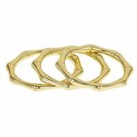 Georgetown Collection-Stackable Rings