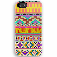Full Color Repeated Square Pattern - Apple iPhone 5, iphone 4 4s, iPhone 3Gs, iPod Touch 4g case by Pointsale Store