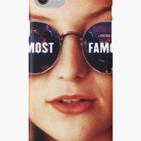 'Almost Famous' iPhone Case/Skin by pikachufan1336