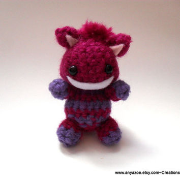 Cheshire Cat Amigurumi by AnyaZoe on Etsy