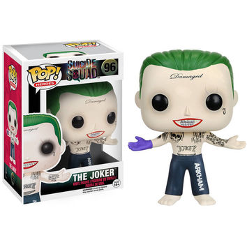 Funko POP! Movies: Suicide Squad, The Joker Shirtless
