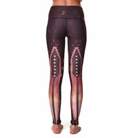 sacred feather hot pants