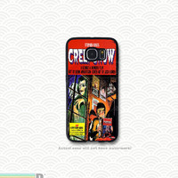 Creepshow Classic Comic Book, Custom Phone Case for Galaxy S4, S5, S6