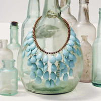 Mint Waterfall Necklace