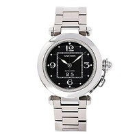 Cartier Pasha automatic-self-wind mens Watch 2475 (Certified Pre-owned)