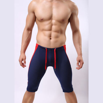 Mens Breathable Compression Shorts FREE SHIPPING!
