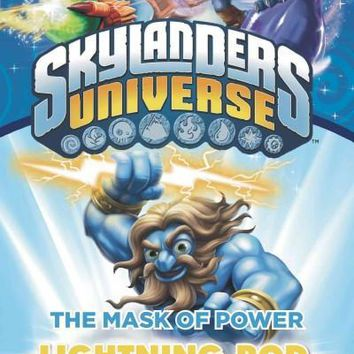 The Mask of Power Lightning Rod Faces the Cyclops Queen (Skylanders Universe)