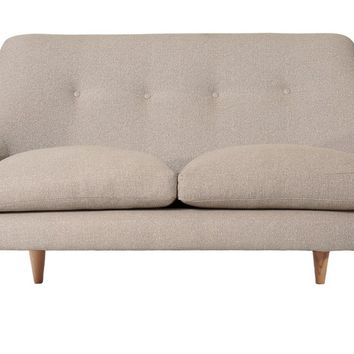 Flax 1958 Two Seater Sofa | Oliver Bonas