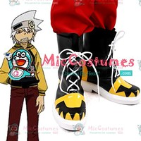 Soul Eater Soul Evans Cosplay Shoes Boots For Sale
