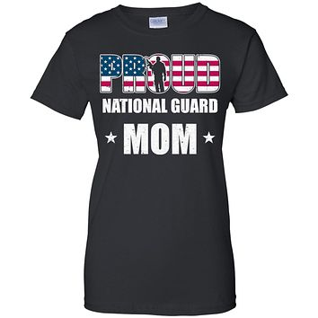 Proud National Guard Mom Son Soldier Mothers Day