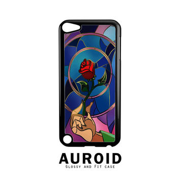 Beauty & Beast Rose iPod Touch 5 Case Auroid