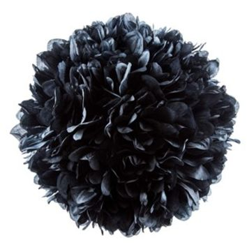 Black Hanging Mum Ball | Shop Hobby Lobby