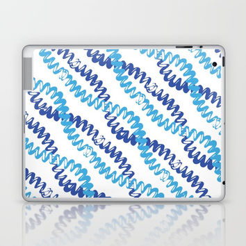 Genetics Laptop & iPad Skin by To Squint