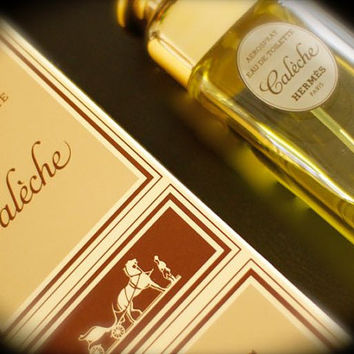 Vintage Caleche by Hermes, 100ml-3.4fl.oz., EDT Aerospray, Original Version/Formula, EXTREMELY RARE!