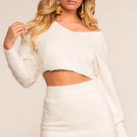 Winter Wonderland Crop Top
