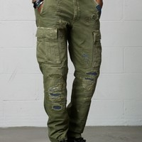 Canvas Cargo Pant