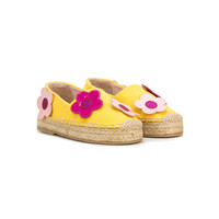 Minna Parikka Kids 3D Flower Detail Espadrilles - Farfetch