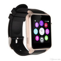 ! Waterproof GT88 Bluetooth Smart Watch Phone Mate NFC Heart Rate For iPhone Android Samsung