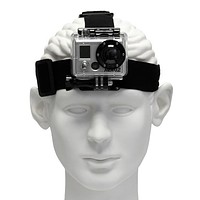 Head Strap Mount for GoPro Go Pro HD Hero Hero2 Hero3 Hero3+