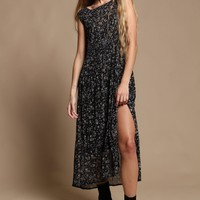 Knot Sisters About A Girl Floral Maxi Dress