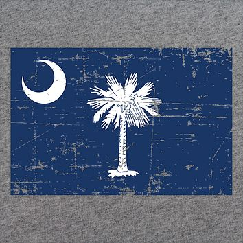 South Carolina State Flag T-shirt