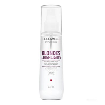 Goldwell Dual Senses Blondes & Highlights Serum Spray 5.0 Oz