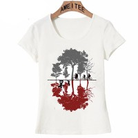 T shirt women Stranger Things