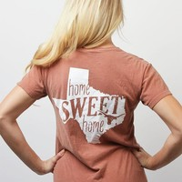 Texas Longhorns Home Sweet Home T-Shirt | University Co-op