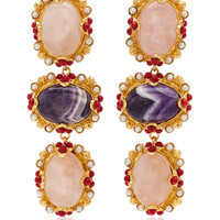Allegra Earrings | Moda Operandi