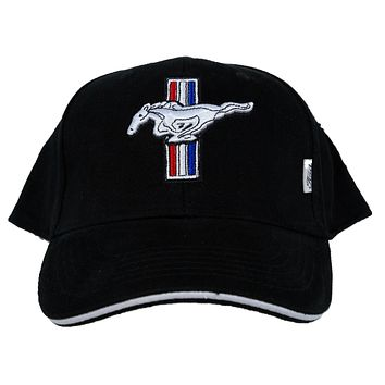 Ford Mustang GT Hat Embroidered Cap