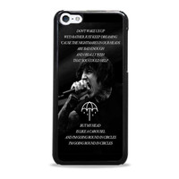 Bring Me The Horizon Happy Song Band Lyric  Iphone 5c Case