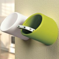 Hook Nook, Wall Hook, Wall Storage Cubby | Solutions