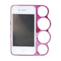 Amazon.com: Jessica Simpson Machine Cut Knuckle Case for iPhone 4/4S: Cell Phones & Accessories