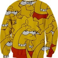 Lisa Simpson Loser Sweater