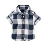 Oshkosh Short Sleeve Button-Front Shirt Boys - JCPenney