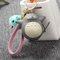 Extremely  Neighbor  Totoro  Chinchillidae  Keychain
